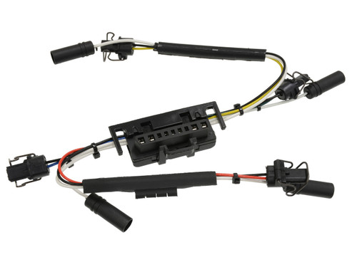 Glow Plug Harness Fits 1997-2003 Ford 7.3 Powerstroke Valve Cover Gasket Fuel Injector, includes Pig Tail Connector