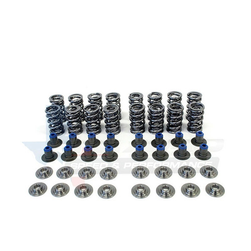"Texas Speed TSP .660"" Dual Valve Spring Kit Titanium and install tools fits: 4.8 5.3 6.0 6.2 LS1 LS2 LS3"