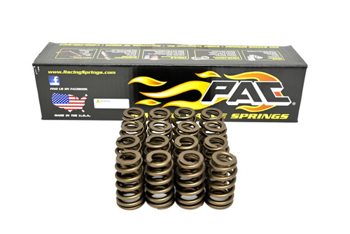 """PAC Racing Springs PAC-1219 1.207 Valve Springs -Ovate Beehive LS Engines .625"""" Lift QTY 16"""