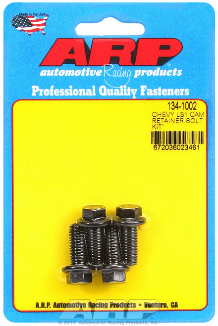 Michigan Motorsports ARP LS Cam Retainer Bolt Kit 134-1002 4.8 5.3 5.7 6.0 LS1 LS2 LS3 LQ9