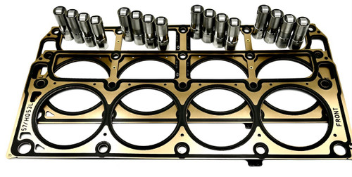LS1 Head Gaskets and Delphi LS7 Lifters Set of 16 Fits 4.8, 5.3, 5.7, Turbos