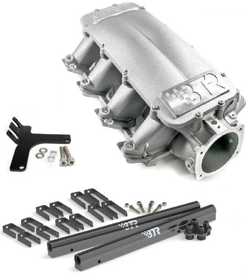 BTR Equalizer 1 Intake Manifold - Cathedral Head Brian Tooley IMA-01 LS1 LS2 LS6 4.8 5.3 5.7 6.0