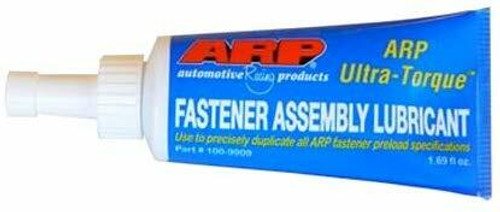 ARP 100-9909 Ultra Torque Assembly Lubricant 1.69 oz. Fluid Squeeze Tube