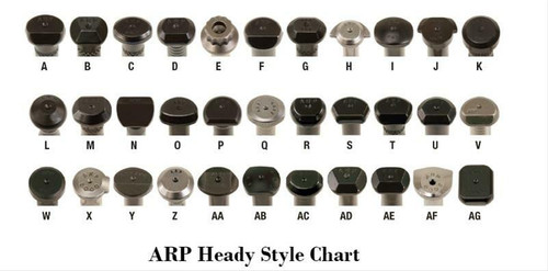 ARP 134-6006 Connecting Rod Bolt 4.8 5.3 6.0 6.2 LS1 Pro Series High Performance Series Kit