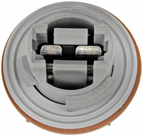 Headlamp Light Socket Brake Tail Turn Signal Parking Pigtail 3157 Amber Bulb