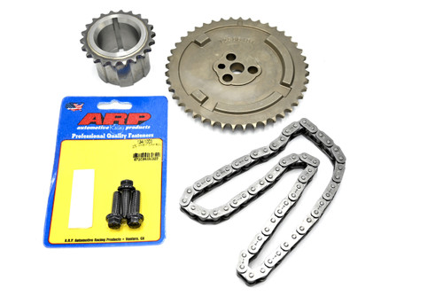 Timing Chain Set with Cam Sprocket, ARP Cam Bolts, Crank Gear, and Timing Chain