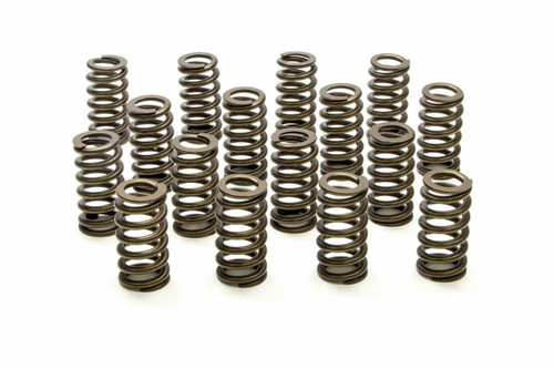 "PAC Racing Spring Kit PAC-1219 1.207 Valve Springs, Retainers, Seals, Locks -Ovate Beehive LS Engines .625"" Lift QTY 16"