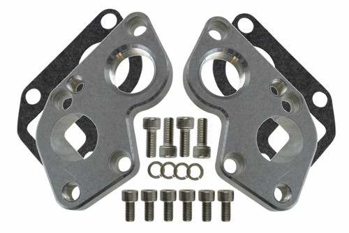 LS Electric Water Pump Adapter Plates (Converts BBC Pump to LS Engine) ICT Billet 551515