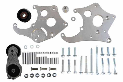 LS Corvette - Sanden 508 A/C Air Conditioner Compressor Bracket Kit LS AC GTO