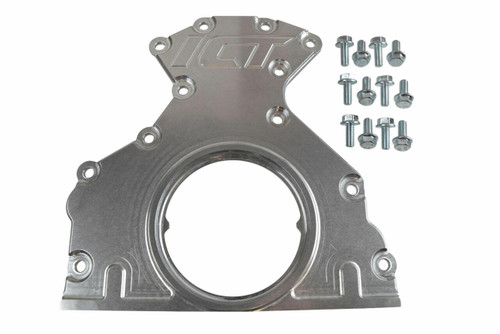 LS Billet Aluminum Rear Main Cover Engine Seal Housing LS1 LS3 LS7