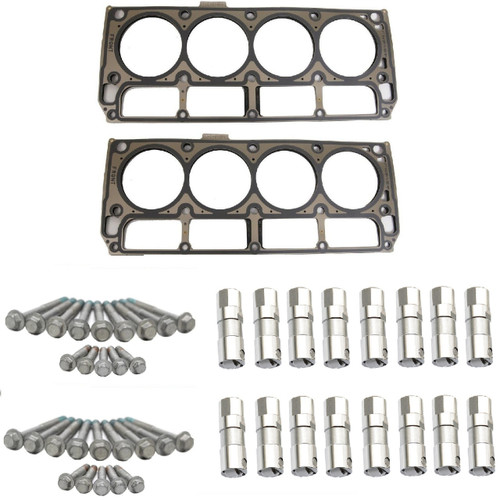 2004+ LS9 Head Gasket, LS7 Lifter and Head Bolt Kit.  Fits 4.8 5.3 6.0 6.2 LS3 LQ9 LQ4 LS9 12622033