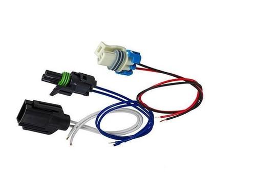 Tremec T56 Magnum sensor pigtail connector kit - Fits T-56 Magnum VSS Vehicle Speed Sensor, Reverse Light, Reverse Lockout Sensors