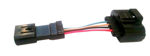 Mass Air Flow Wiring Adapter 05-10 Ford Mustang Conversion to 96-04 MAF Sensor