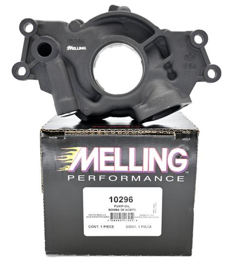 Melling 10296 High Volume Oil Pump Fits Gen III & IV 4.8 5.3 5.7 6.0 6.2 LS1 LS2 LS6 LS3 LQ4 LQ9 LR4 LM7 L59 LS4