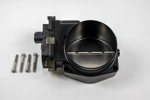 Nick Williams 103MM Black Gen 5 LT DBW Throttle Body, SD103LTXB CNC Billet Electronic Drive by Wire for 5.3 6.2  LT1 LT4 L83 L86 L8B