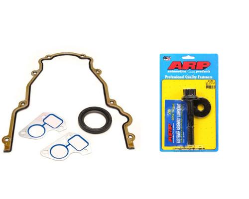 Cam Gasket Kit -  ARP Damper Bolt, Timing Cover, Water Pump and Crank Seal LS1 LS2 LS6 LS3 LQ9 LQ4 4.8 5.3 5.7 6.0 6.2 ARP 234-2503 Harmonic Balancer