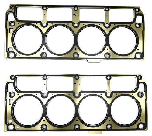 """BTR 5.3 7-Layer Small Bore Head Gaskets MLS Pair Turbo Multi Layer 3.950"""" Bore Cylinder Brian Tooley Racing BTR973010-2 LM7, L59, LS4, LY5, LMG, LMF, LH6, LC9"""