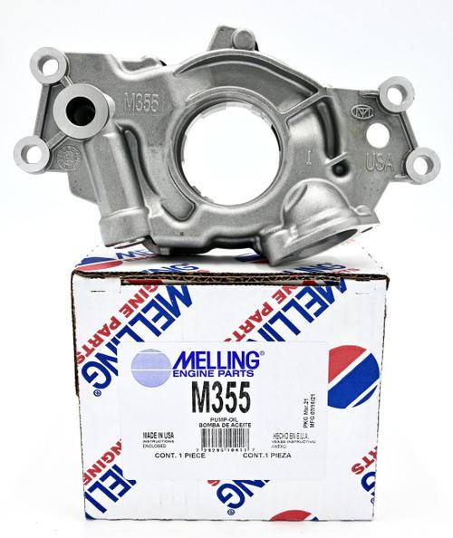 Melling M355 AFM DOD Lifter Oil Pump Stock Pressure and Volume Fits 2005-2006 with AFM DOD  5.3L LH6 LS4