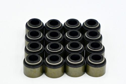 Michigan Motorsports LS Valve Seal Kit Qty 16 LS1 LS2 LS3 LS6 LS7 LSA