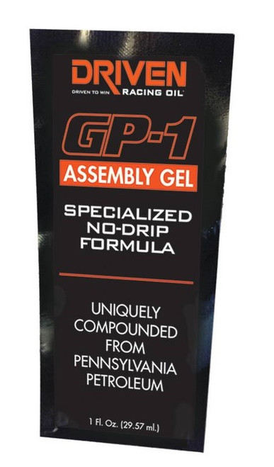 Driven Racing GP-1 Assembly Gel Lube - Perfect for Cam Installs