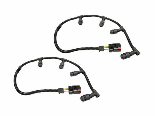 Michigan Motorsports 6.6 Glow Plugs Diesel Fitment for 2006-2016 DURAMAX LLY LBZ 4.7v Glowplugs Double plug
