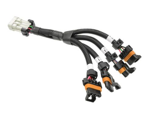 LS1 LS6 1997-2005 Ignition Coil Harness Set Relocation Brackets Fits Camaro Firebird GTO Swap