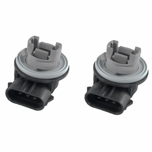 1992 - 2004 Ford Front Parking Turn Signal Light Socket Connector Fits 84765 replaces F1Tz13411F, F1TZ 13411 F