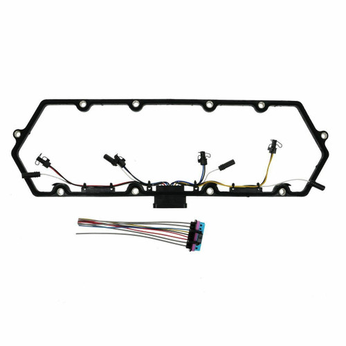7.3 Diesel Powerstroke Valve Cover Gasket with Injector Glow Plug Harness Fits Ford 1997-2003