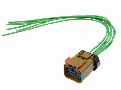 Wiring Harness Pigtail Connector Kit Repairs or Replaces Power Window Motor, Wiper Motor, Tail Lamp Circuit Board Fits Chrysler Dodge & Jeep (Replaces Mopar 5013984AA, 5013984AB)
