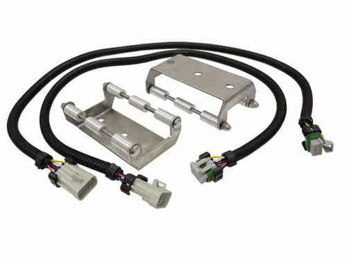 LS1 LS6 D580 12558948 Coil Pack Relocation Kit with Stainless Steel Brackets and Extension Harness