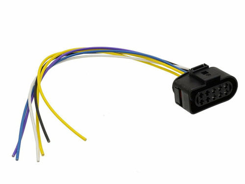 Headlight Connector 6 wire for 2005 to 2010 Audi, Jetta Vw 1j097373 1j0 973 73 Ford