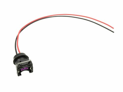 Fuel Injector OBD1 Connector Plug EV1 Pigtail Wiring Clip