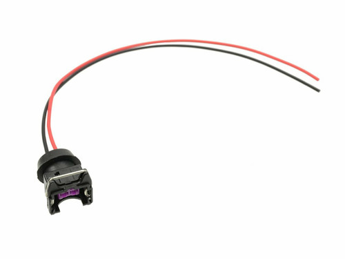 EV1 Fuel Injector Connector Plug Harness Pigtail Replaces Minitimer Jetronic Bosch