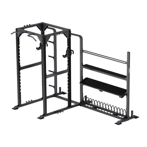 Power Rack With Storage