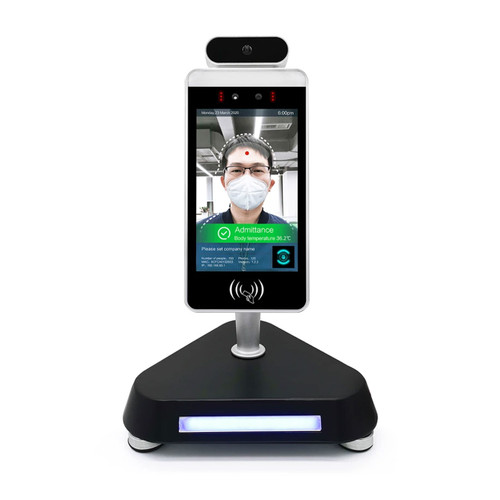 Temp Check-In Scanner (Countertop)
