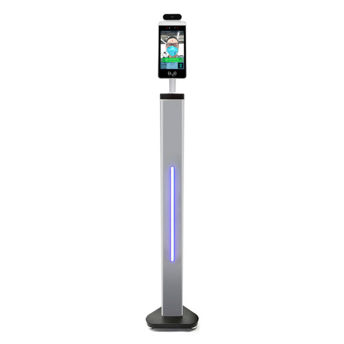 Temp Check-In Scanner (Free-standing Tower)