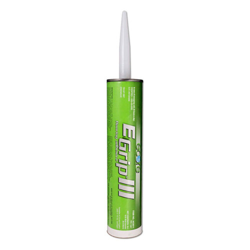 E-Grip III Adhesive Cartridge, 10.1 oz
