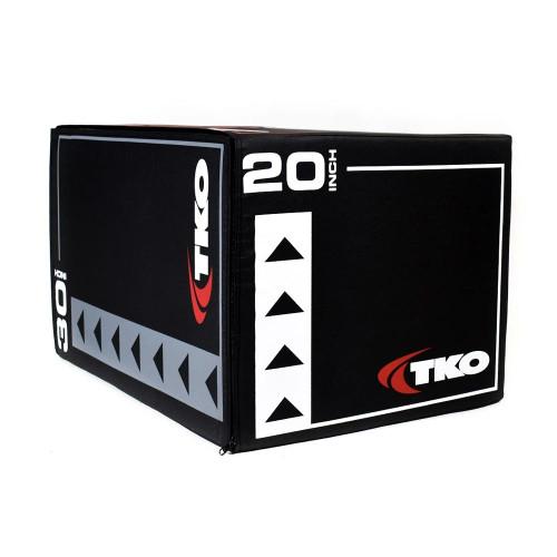 3-N-1 Foam Plyo Box