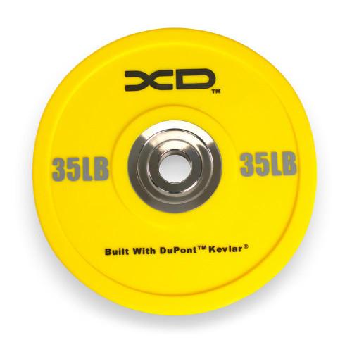 XD™ Kevlar® Urethane Bumper Plates