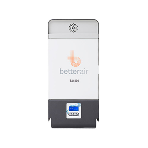 betterair BA 1800 Air Quality Commercial Solution