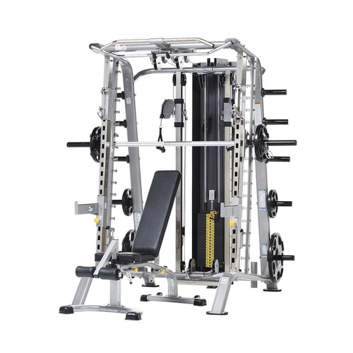 TuffStuff Evolution Smith Machine Half Cage Ensemble