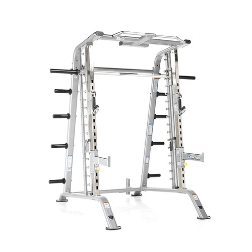 TuffStuff Evolution Smith Machine Half Cage Combo