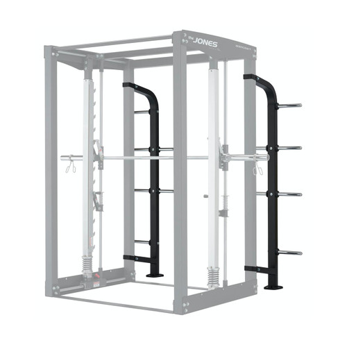 Plate Rack for Jones LC, Jones Club & F430 Power Rack