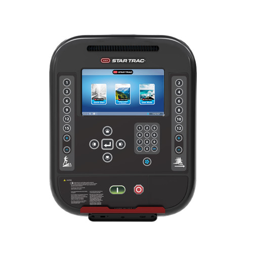 "Star Trac 4 Series 10"" LCD Cardio Console"