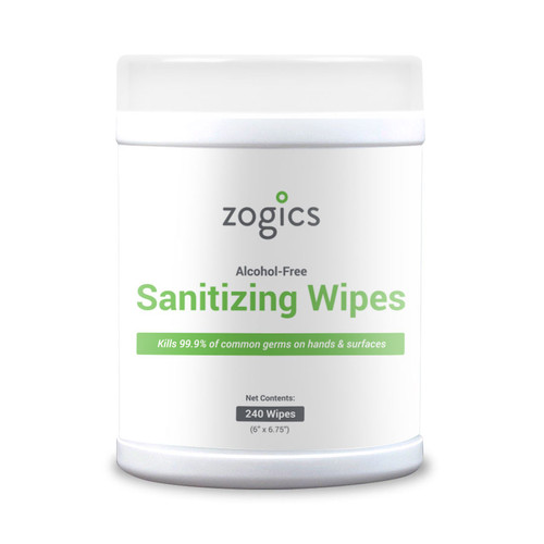 Hand Sanitizing Wipes Tub, ZS240-6 (6 tubs/case)