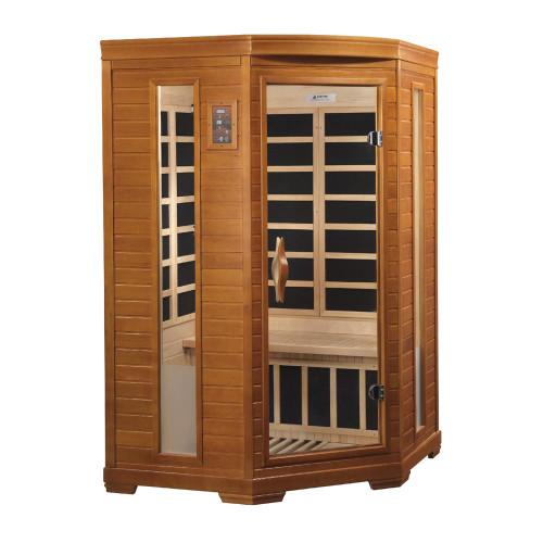 Dynamic Low EMF Far Infrared Sauna, LeMans Edition,  2-person