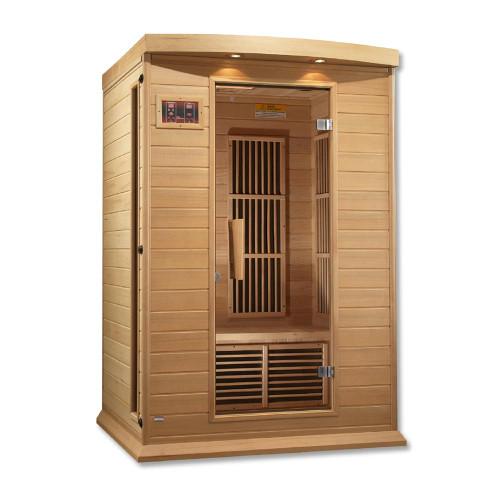 Maxxus 2-Person Low EMF FAR Infrared Sauna