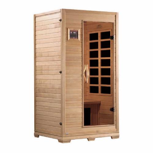 """Studio Elite"" 1-2-person PureTech™ Low EMF Far Infrared Sauna"