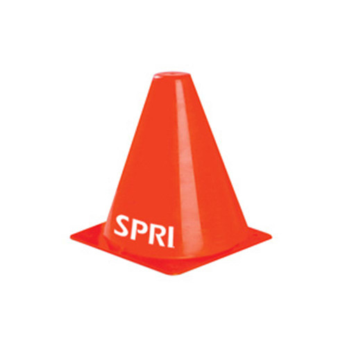 Plastic Orange Cone 6""