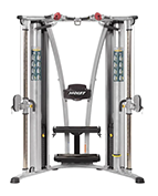 Hoist Fitness Dual Pulley Functional Trainer